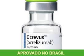 OCRELIZUMABE – OCREVUS: medicamento para esclerose múltipla possui cobertura obrigatória pelos planos de saúde.