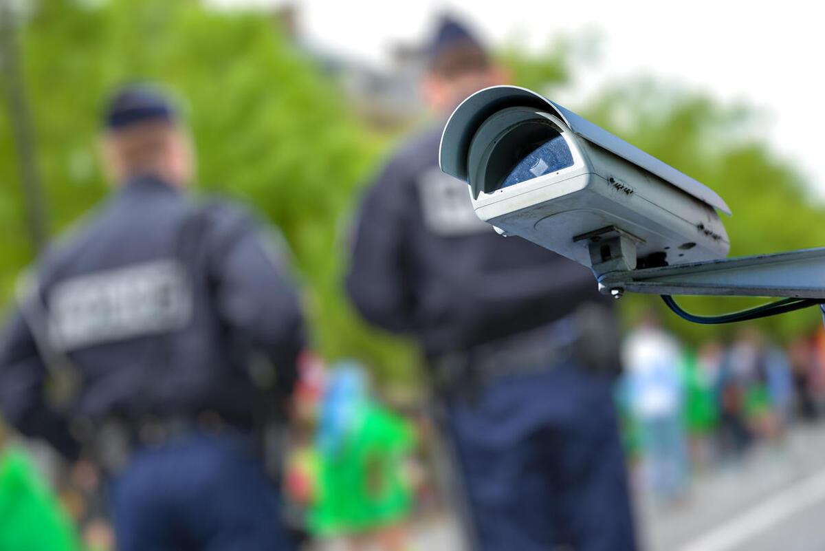 A relação entre a LGPD, imagens de segurança e reconhecimento facial.